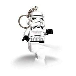 Świecący breloczek LEGO Stormtrooper