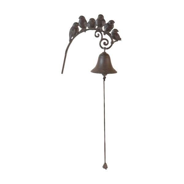 Dekoracyjny dzwonek do drzwi Antic Line Six Birds