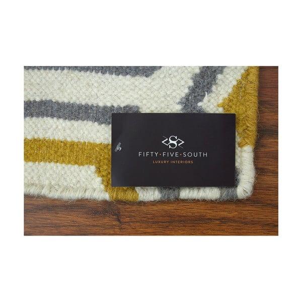 Dywan ręcznie tkany Oslo Beyhive, 120x180 cm