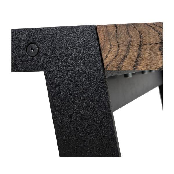 Stół drewniany Canett Aspen, 290 cm