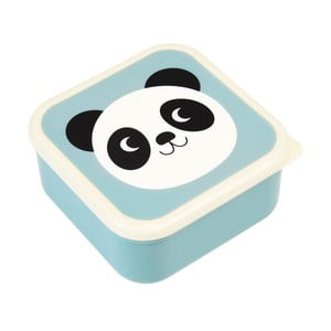 Zestaw 3 pojemników na przekąskę Rex London Panda, Cat, Rabbit