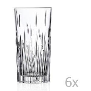Zestaw 6 szklanek RCR Cristalleria Italiana Luisa