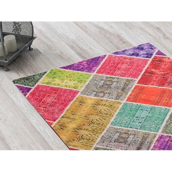 Dywan Patchwork Multicolor, 80x120 cm