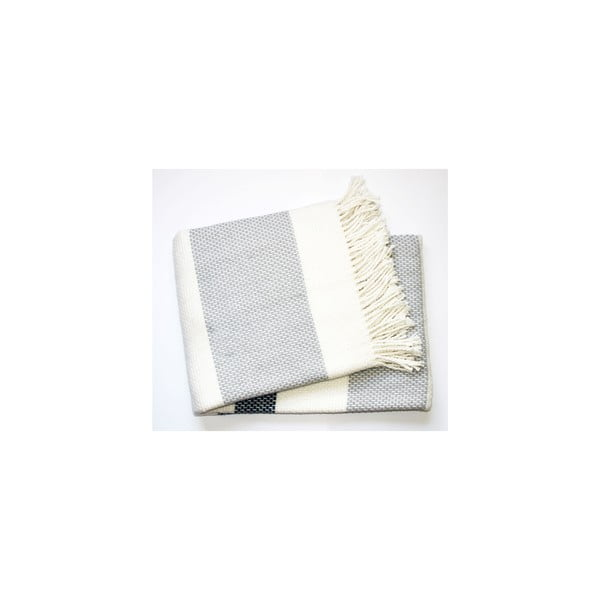 Koc Granite Plaid Grey, 140x180 cm