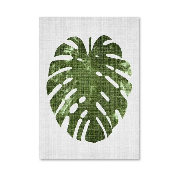 Plakat Tropical Leaf