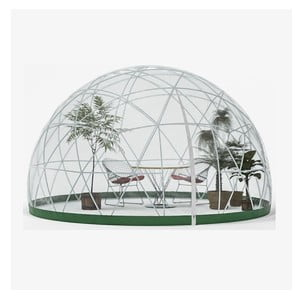 Ogrodowe igloo z pokrowcem Winter