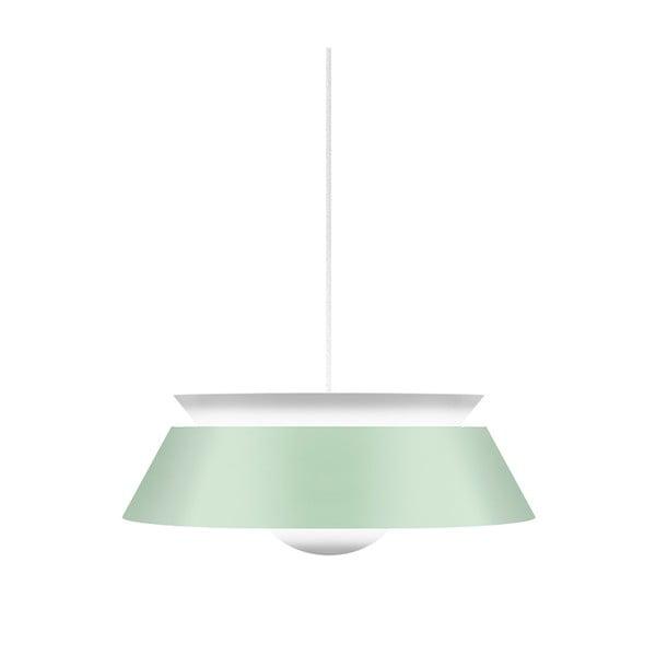 Jasnozielona lampa wisząca Cuna Mint Green