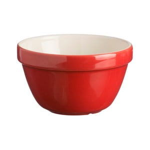Czerwona miska kamionkowa Mason Cash, ⌀ 16 cm