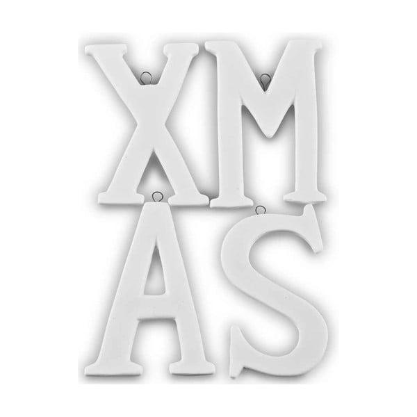 Dekoracyjne litery Xmas