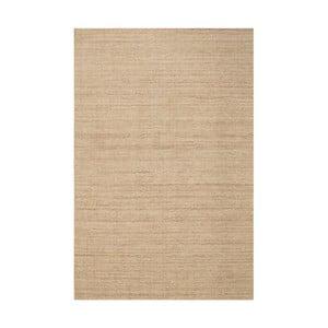 Dywan wełniany Barbora Beige, 140x200 cm