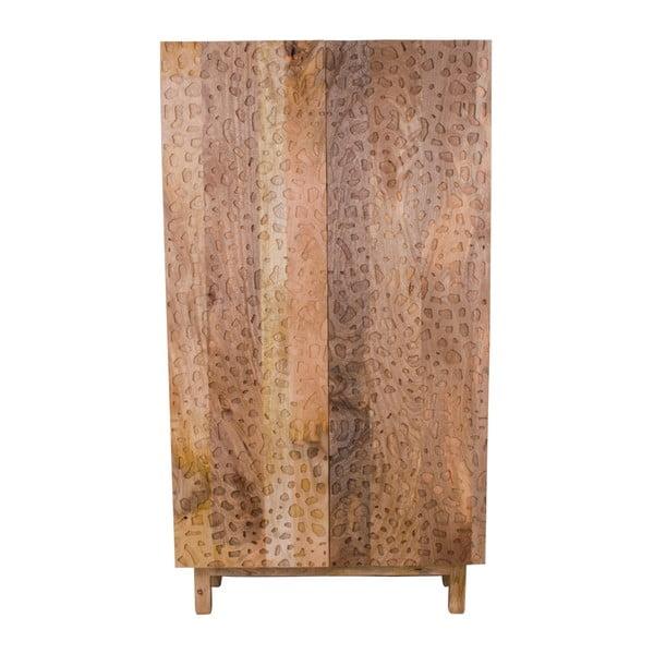 Szafa dwudrzwiowa z drewna mango House Nordic Kapra