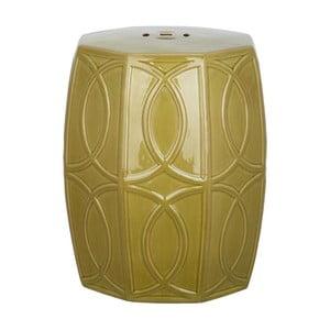 Ceramiczny stołek Safavieh Fiona
