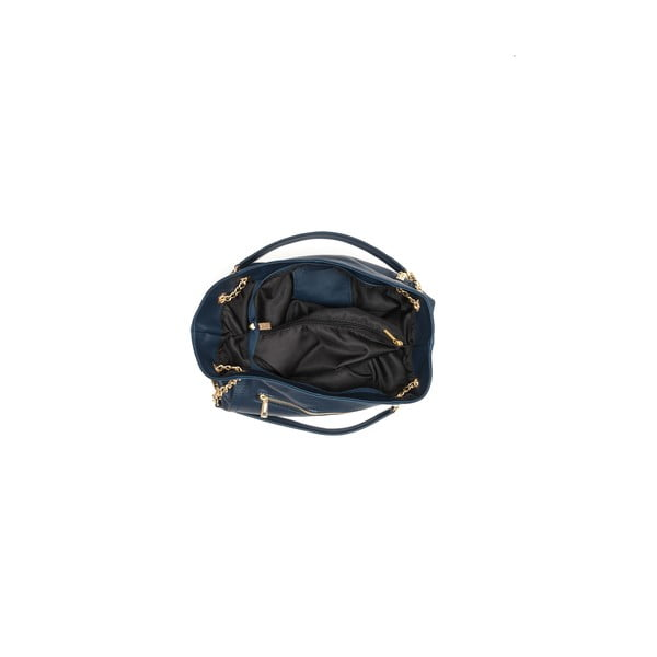 Skórzana torebka Tote 2089 Blu