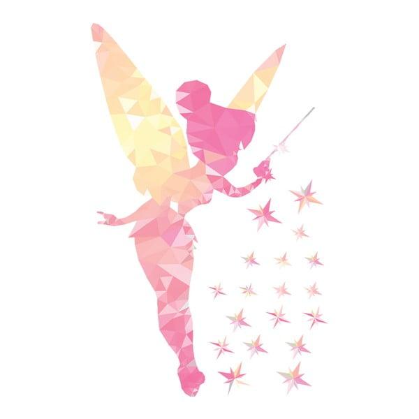 Zestaw naklejek Ambiance Fairy and Shiny Stars