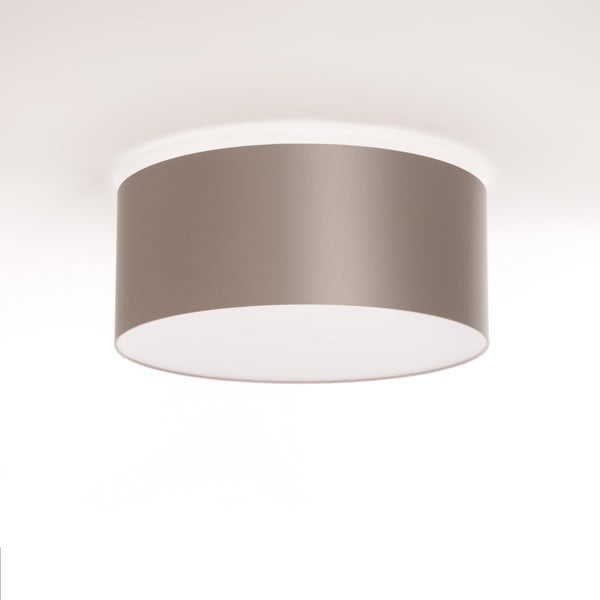 Lampa sufitowa Artista Cylinder Silver
