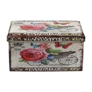 Puf/pudełko Romantic Roses