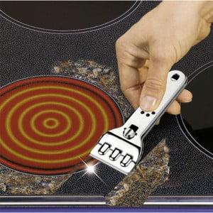 Skrobak do czyszczenia płyt ceramicznych Wenko Hobbie