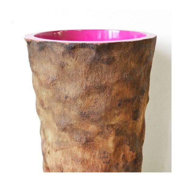 Palmowy wazon Pink