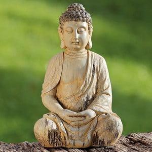 Figurka Boltze Buddha, 30 cm