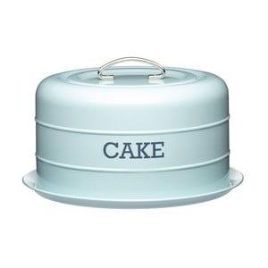 Metalowy pojemnik Cake, pistacjowy