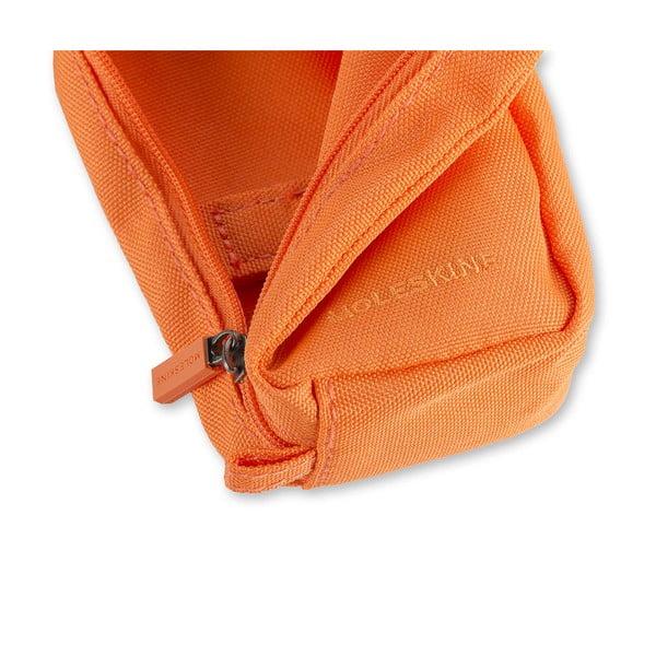 Pomarańczowa uniwersalna saszetka Moleskine, 8x12 cm