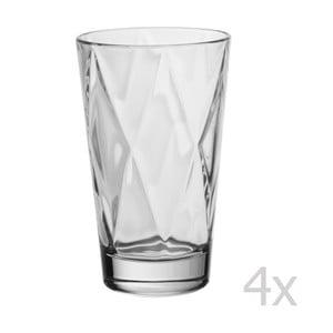 Zestaw 4 szklanek Oceanie, 400 ml