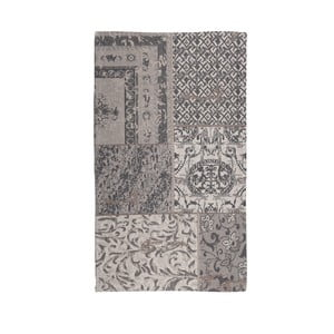 Dywan Chenille, 70x110 cm, szaro-beżowy