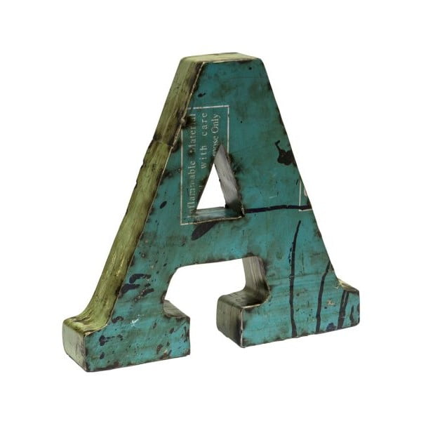 Litera Alfabeto A