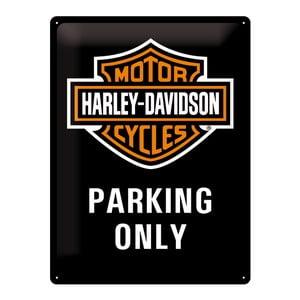 Blaszana tablica Harley Davidson, 30x40 cm