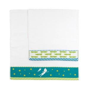 Zestaw 2 ręczników Peter, 50x100 cm i 70x140 cm
