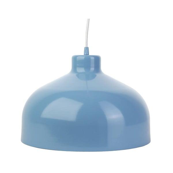Niebieska lampa wisząca Loft You B&B, 44 cm
