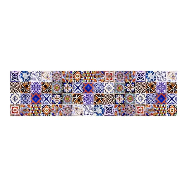 Winylowy dywan Mosaico, 67x250 cm