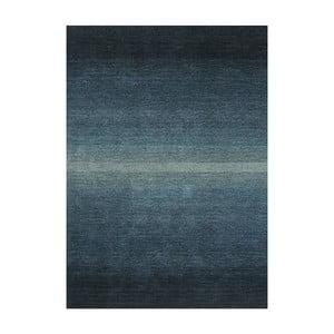Wełniany dywan Graduation Jade, 140x200 cm