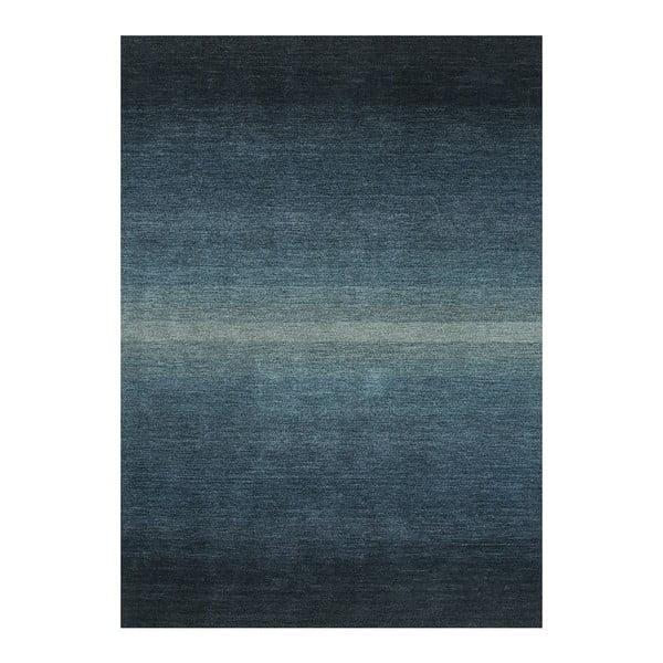 Wełniany dywan Graduation Jade, 170x240 cm
