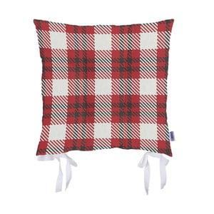 Świąteczna poduszka na krzesło Apolena Honey Square, 43x43 cm