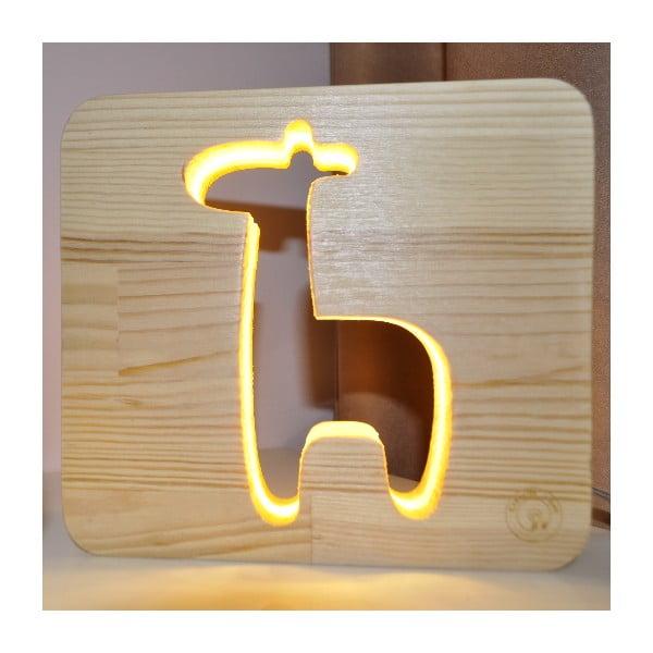 Lampka dziecięca Creative Gifts Giraffe