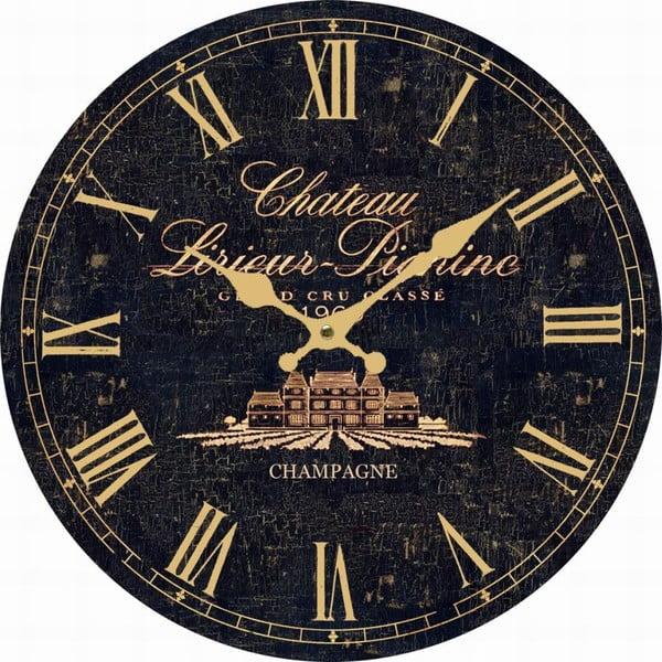 Zegar ścienny Antic Line Dark Chaeteau