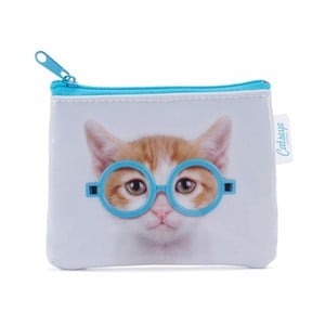 Portmonetka Glasses Cat