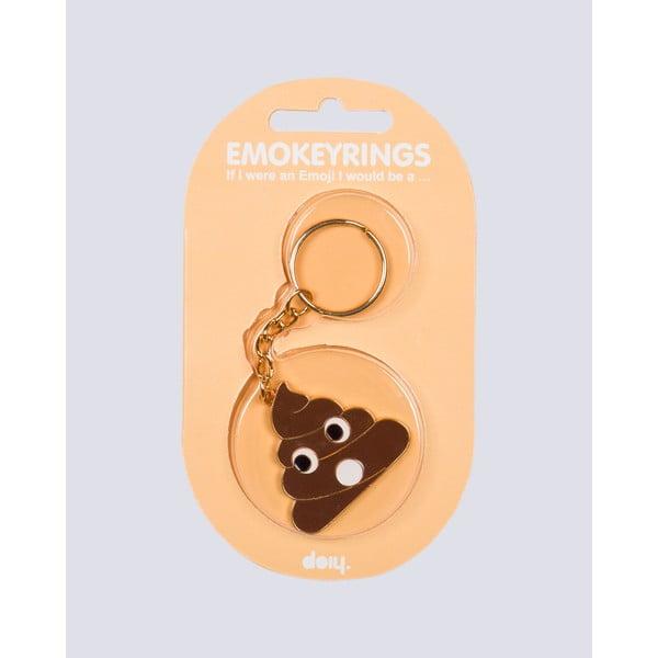 Brelok do kluczy Emokeyrings Poo