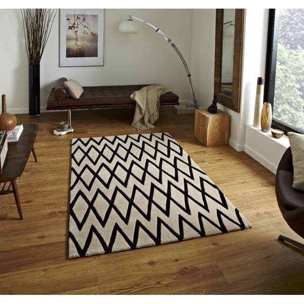 Dywan Beige Black, 150x230 cm