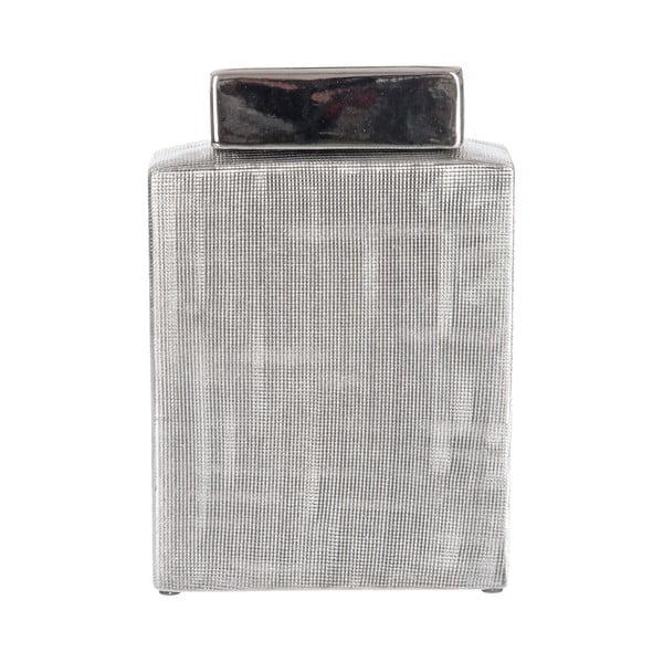 Pojemnik Ceram Silver, 24 cm