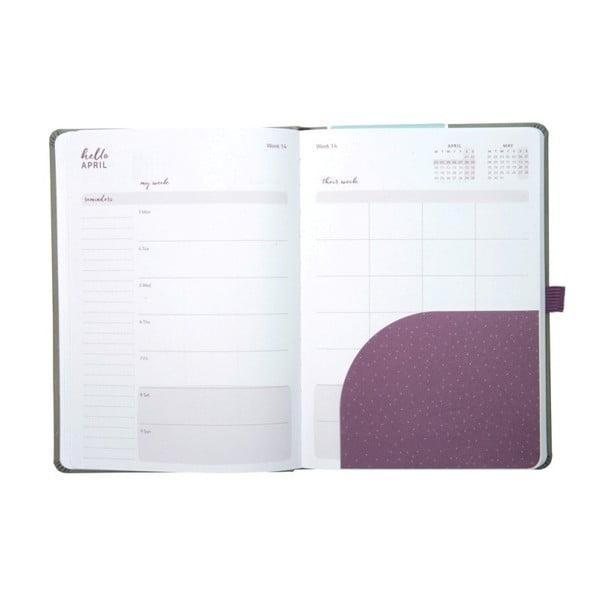 Kalendarz rodzinny Busy B Family 2017