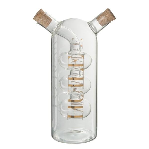 Butelka na olej i ocet Gold Elegance