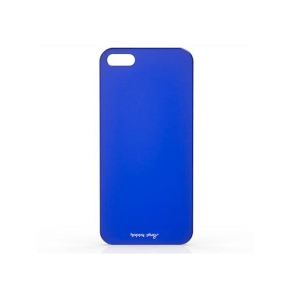 Etui Happy Plugs na iPhone 5/5S, kobaltowe