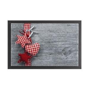 Wycieraczka Zala Living Stars Heart, 40x60 cm