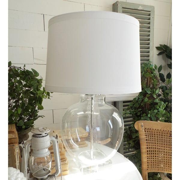 Lampa stołowa Glassino