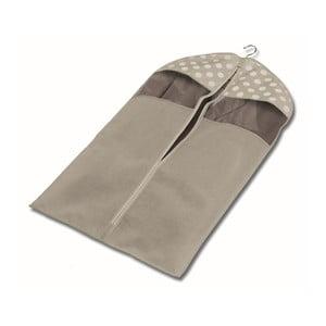 Beżowy pokrowiec na ubrania Cosatto Jolie, 100 cm