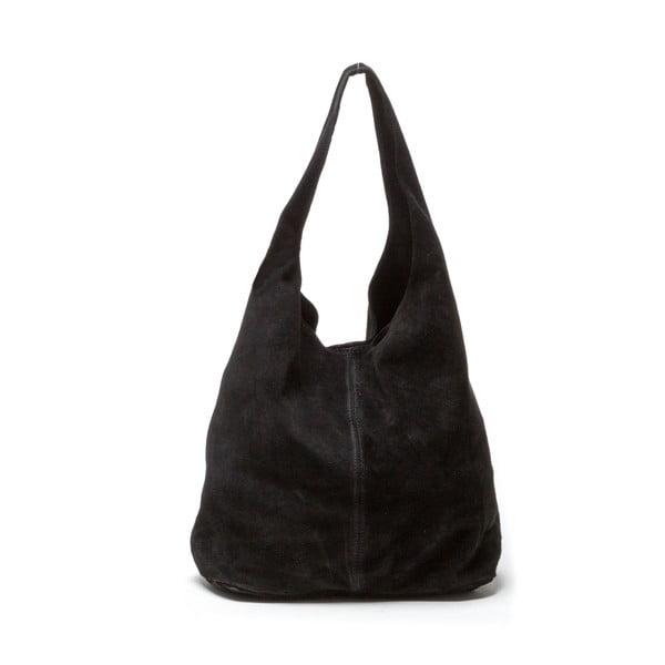Czarna torebka skórzana Isabella Rhea 885