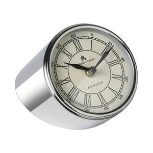 Zegar stołowy Bond Silver