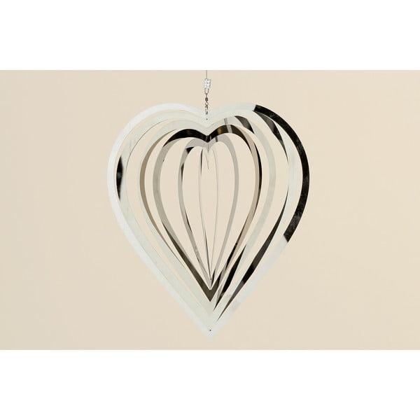 Dekoracja wisząca 3D Heart